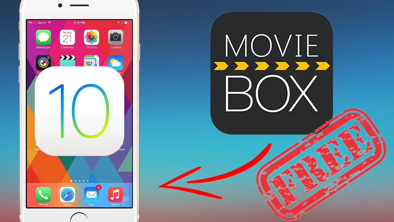 NEW : How to get MovieBox on iOS 10 3 for FREE (NO JAILBREAK) - ANY iOS 10  - 10 X [iPhone/iPod/iPad]
