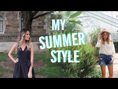 Casual Summer Style Lookbook | ttsandra | Ad