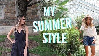 Casual Summer Style Lookbook | ttsandra | Ad thumbnail