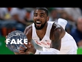 "Kyrie Irving Tells The World ""IT'S FLAT"" (SLAM DUNK FOR FLAT EARTH)"