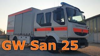 GW San - Was ist drin? | Katastrophenschutz