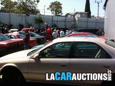 *VIDEO* of: CAR AUCTIONS IN LOS ANGELES CALIFORNIA