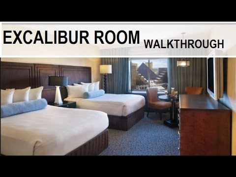 Excalibur hotel vegas rooms