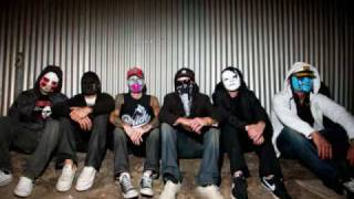 Hollywood Undead- Bottle and a Gun (lyrics)