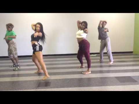 Stick and move challenge