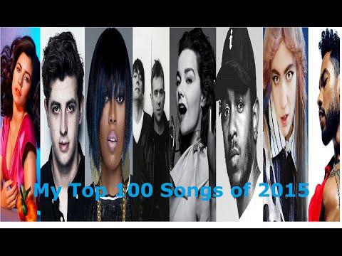 My Top 100 Songs of 2015