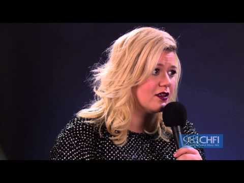 CHFI Kelly Clarkson with Julie part 1