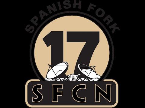 Spanish Fork vs Mountain View Football - Oct 6, 2017
