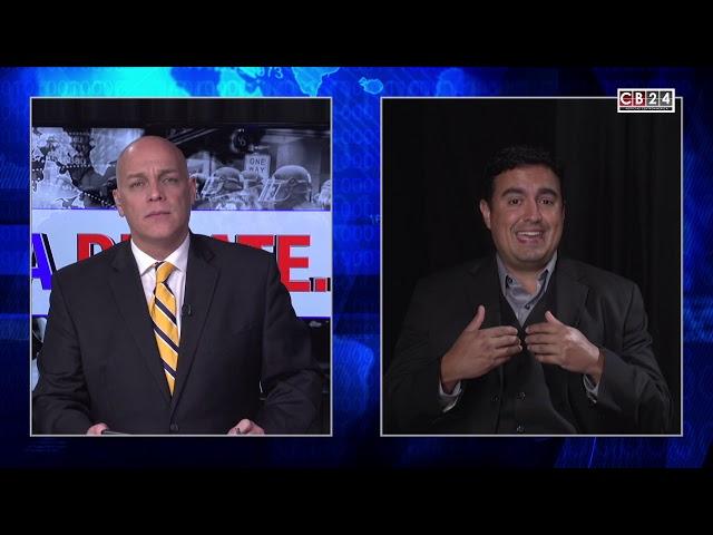 A Debate .... Con Alejandro Marcano Santelli Marzo 23