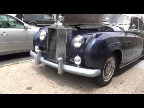 Rolls Royce 1958. Купить ретро авто из Америки (США) Ретро машины. Американское авто.