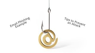 Email Phishing Attack Example and How to Avoid Getting Hacked