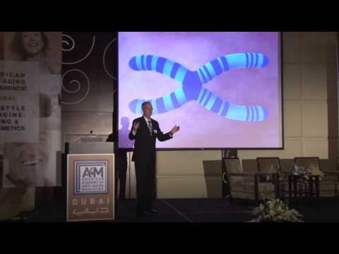 The Role of Telomeres in Aging and Overall Health Dr William Andrews USA