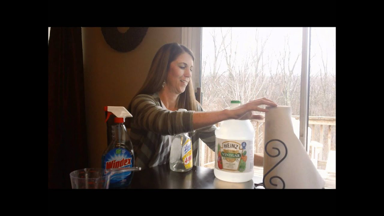 365 Ways To Save Make Your Own Household Cleaner Youtube