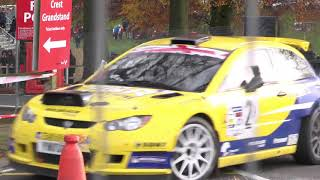 Cadwell Stages Rally 19th November 2017