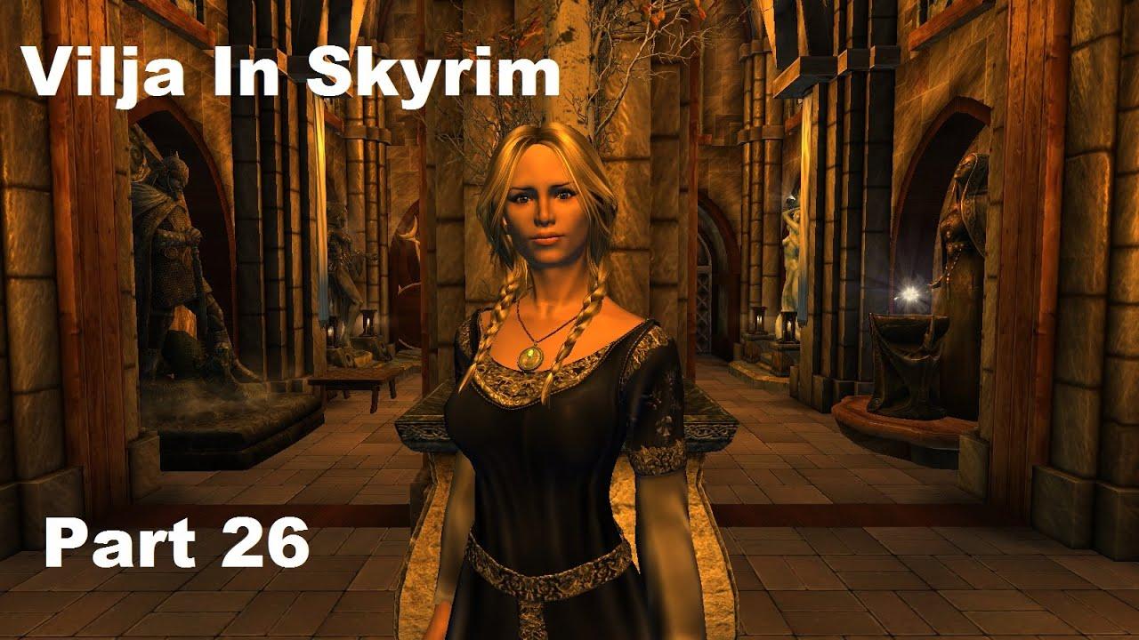 Vilja in Skyrim at Skyrim Nexus - Mods and Community
