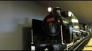 C51形式 日本初の高速型蒸気機関車 鉄道博物館