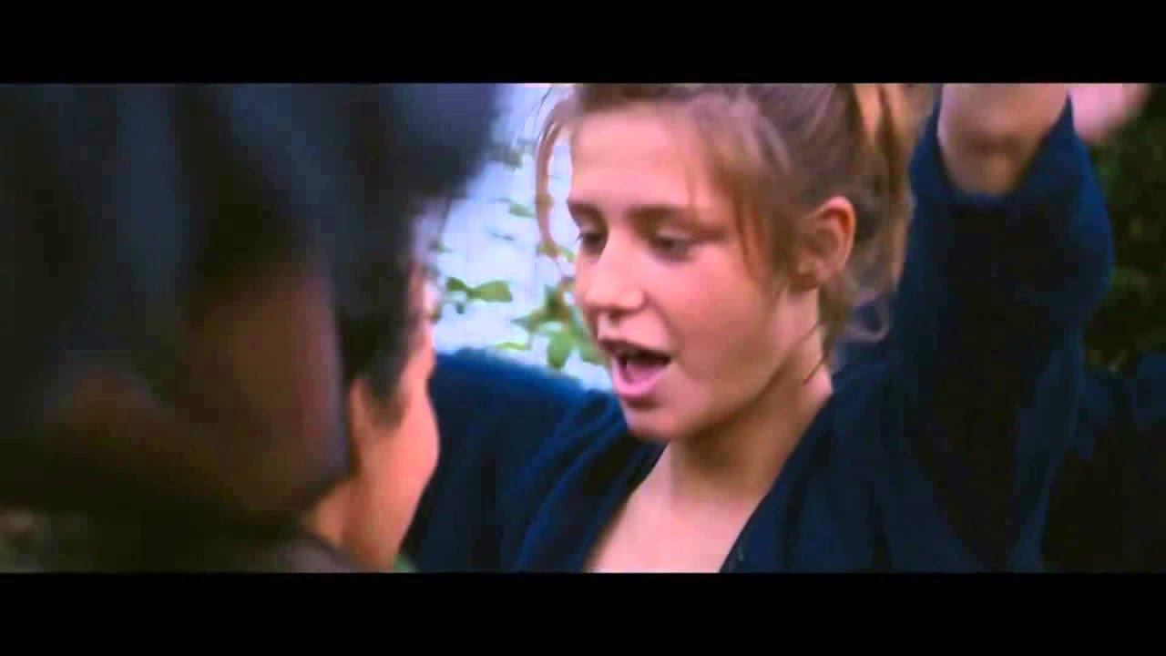 Adele exarchopoulos lea seydoux blue is the warmest color - 2 1