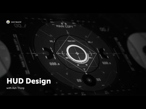 HUD Design with Ash Thorp