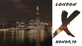 London x Honor 10