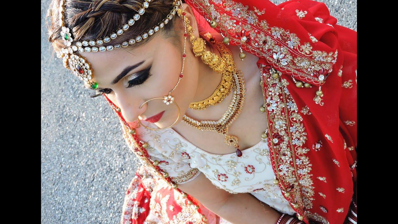 how to put indian makeup