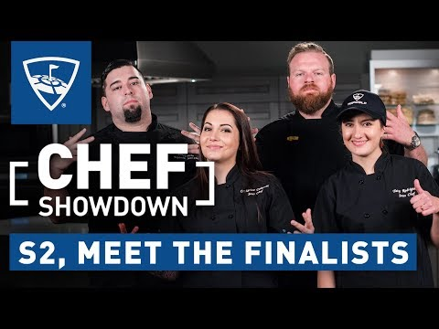 Chef Showdown | Season 2: Meet the Finalists | Topgolf
