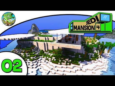 Jedi Mansion 4 - E02 - furnishing living room