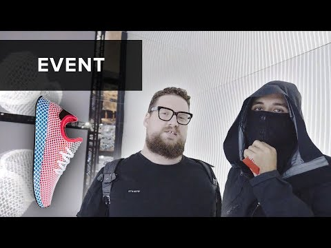 adidas Deerupt Release Party in Paris
