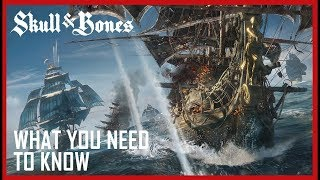 SKULL AND BONES DELAYED 2019 PS4/XBOX ONE/PC