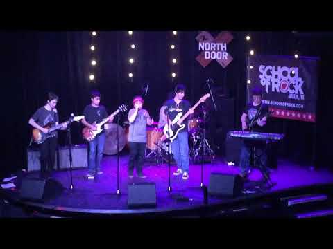 Austin School of Rock - Sultans of Swing (Dire Straits Cover)