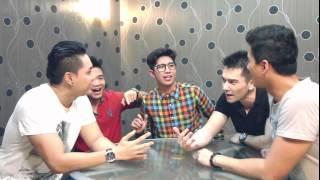 D'Journey #DareToFame Challenge Episode 3: Lagu Barat lirik Indo! feat @deryansha_