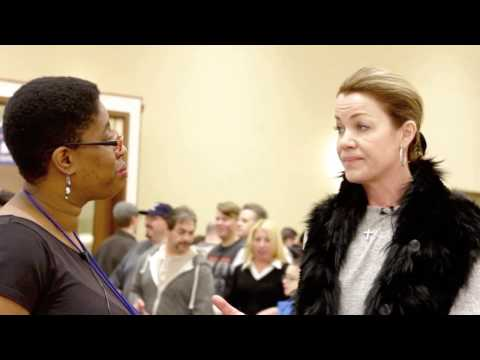 New Mexico Entertainment's interview with Claudia Christian