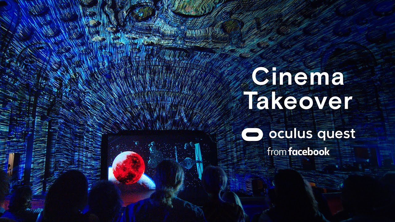 Defy Reality | Oculus Quest | Cinema Takeover
