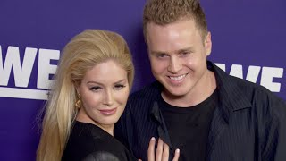 Heidi Montag and Ray J at The Evolution of Relationship Reality Shows