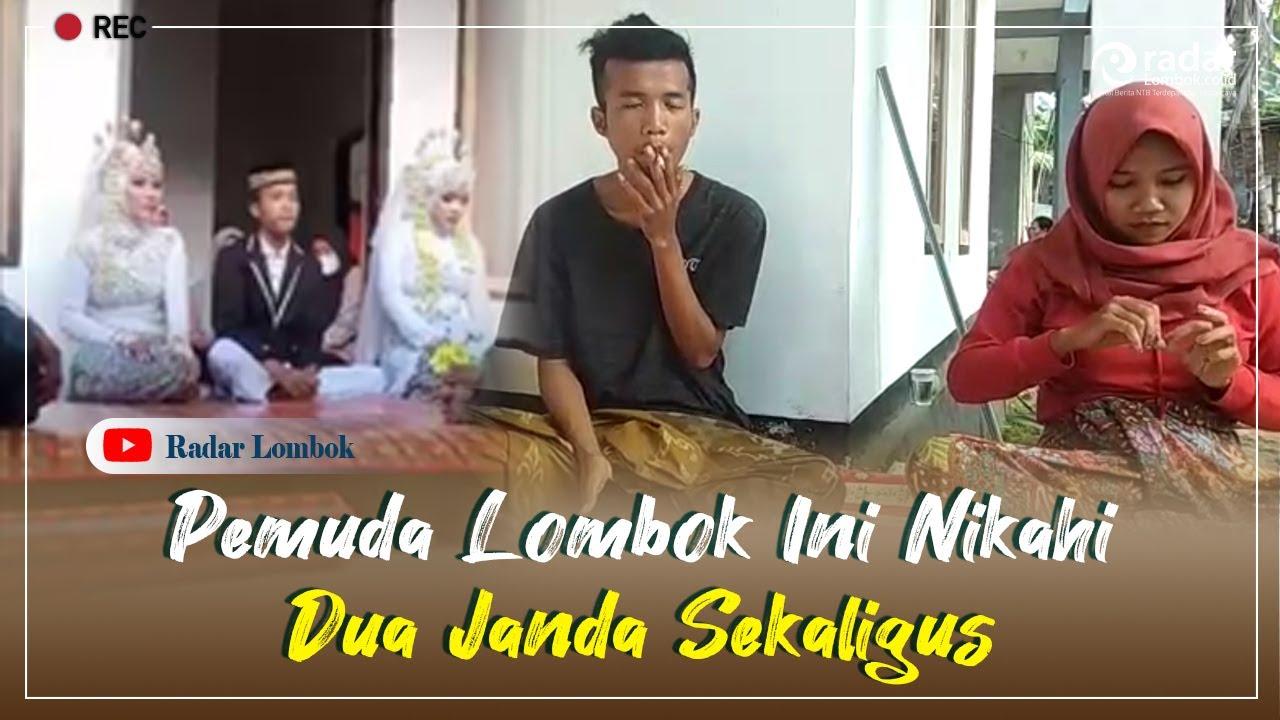 Download Lagi, Pria di Lombok Menikahi Dua Wanita Sekaligus