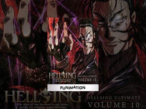 Hellsing Ultimate X