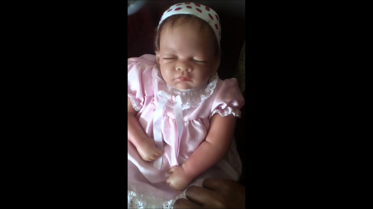 Ashton Drake Hush Baby Youtube
