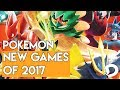 The New Pokemon Games of 2017! (Nintendo Switch/3DS)