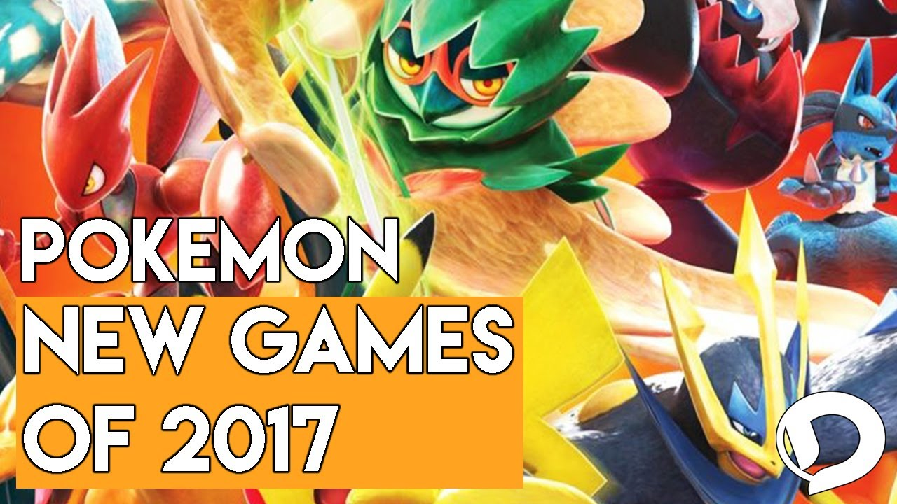 Nintendo 3ds Pokemon Games : The new pokemon games of nintendo switch ds youtube
