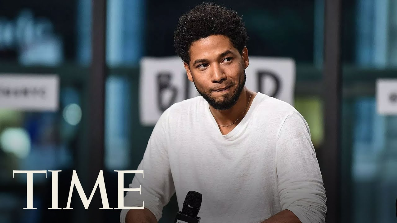 'Empire' Actor Jussie Smollett Is Arrested for Allegedly Making False Police Report   TIME