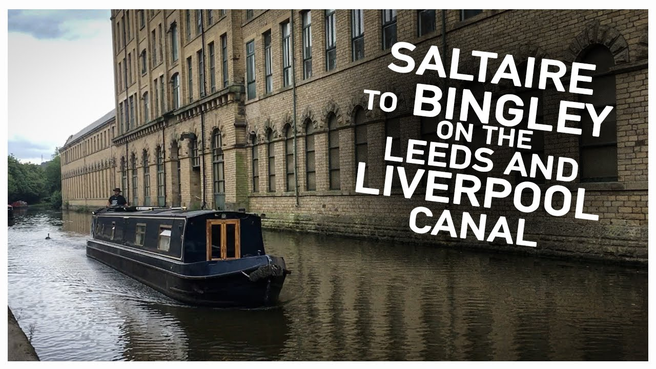 318 - Saltaire to Bingley on the Leeds & Liverpool Canal