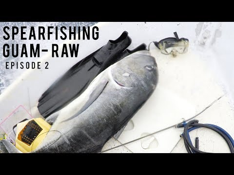 SPEARFISHING GUAM - RAW | EPISODE 2
