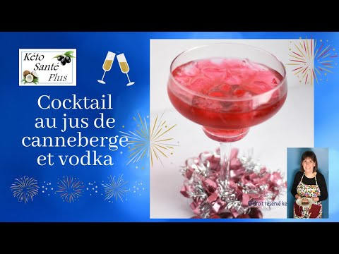 cocktail-keto-au-jus-de-canneberge-et-vodka-/-cétogène-/-faible-en-glucides