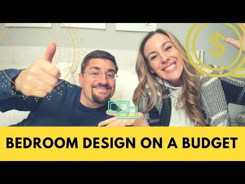 Bedroom Decorating Ideas: Bedroom Makeover On A Budget