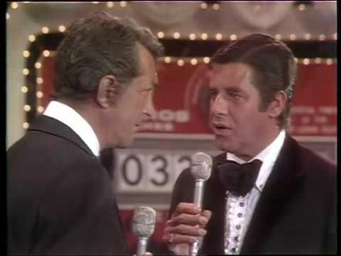 Jerry Lewis and Dean Martin Reunion 1976 MDA Telethon