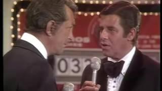 Jerry Lewis and Dean Martin Reunion 1976 MDA Telethon