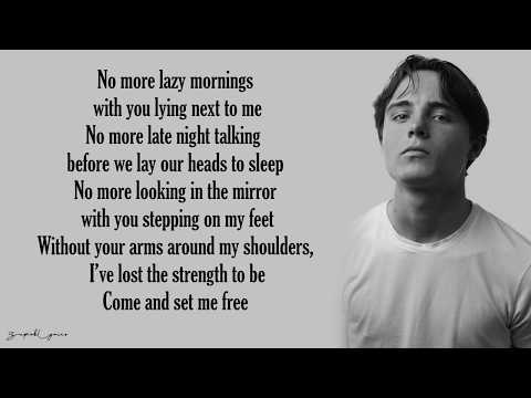 Tell Me That You Love Me - James Smith (Lyrics)