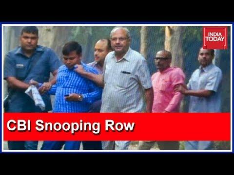 4 Intel Bureau Men Caught Snooping Outside Alok Verma's House | CBI Bribery Case