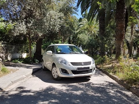 Actuoto: Suzuki Swift, toujours aussi swift!!! à Tunis