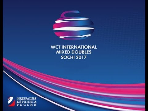WCT INTERNATIONAL MIXED DOUBLES SOCHI2017