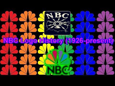 NBC Logo History (1926-present)